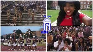 spelman college vlog morehouse college football game