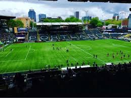 Pge Park Seating Chart Photos At Providence Park