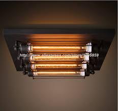 industrial flush mount ceiling lights. Gorgeous Square Flush Mount Light Fixtures Popular Ceiling Buy Cheap Industrial Lights