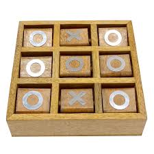 Naughts And Crosses Wooden Game New Timber Noughts And Crosses Game Wedding Games DiannaLynn Decor