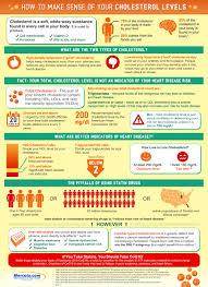 Understanding Cholesterol Infographics Graphs Net