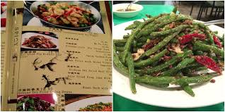 helen s asian kitchen menu has its share of sichuan specialties with that ma la profile along with those tasty dumplings