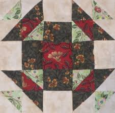 Civil War Quilt – Block 52 – Christmas Star   Lillian's Cupboard & This ... Adamdwight.com