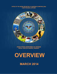 Fy2015 Dod Budget Request Overview March 4 2014