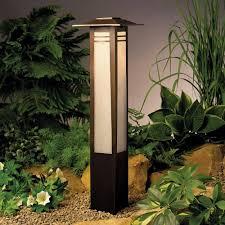 Outdoor Lighting Japanese Lanterns Zen Garden Bollard Path Light Bollard Lighting With Far