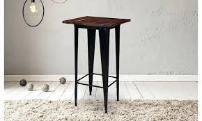 small bar height table tall bar table set small round bar height table narrow pub height
