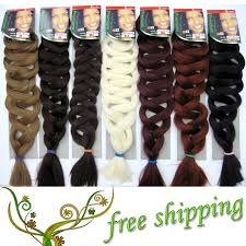 Xpressions Braiding Hair Color Chart 1pc Xpression Braiding Hair Premium Xpression Ultra Braid