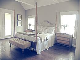 Soft Bedroom Paint Colors Master Bedroom Soft Gray Walls And Dark Wood Floors Gray Stone