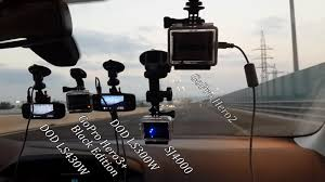 what is the best dashboard camera for your car compare video
