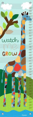 Mitchell Watch Me Grow Growth Chart