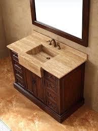 48 in bathroom vanity offset right bowl bathroom vanity with top fixtures intended for cozy regard 48 in bathroom vanity