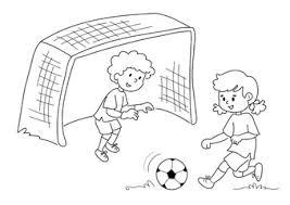 Bambini Che Giocano A Calcio Immagini Vettoriali Stock E Altre The