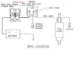 wiring diagram for a pump relay the wiring diagram basic walbro 255l wiring diagram question ls1tech wiring diagram