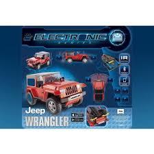 <b>Конструктор Cobi Jeep</b> Wrangler, Радиоуправляемые Модели ...