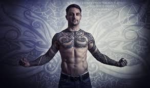 Peter Madsen Viking Tattoo 29 онлайн журнал о тату