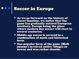 Soccer Ppt