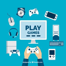 Image result for video game play teens clipart