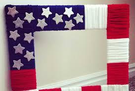 patriotic yarn frame