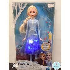 Búp Bê Nữ Hoàng Băng Giá Elsa Frozen