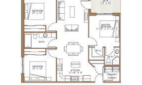 ... Three Bedroom Floor Plans With Floor Plans For Apartments 3 Bedroom  Langhorn 0d