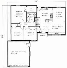 amusing side split house plans images ideas design
