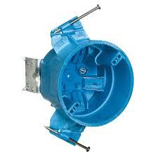 ceiling fan box. ceiling fan box - super blue n