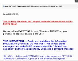 thrive it works is le vel thrive a scam