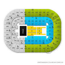 Greensboro Coliseum Seating Chart For Trans Siberian Orchestra Trans Siberian Orchestra Greensboro Tickets 12 11 2019