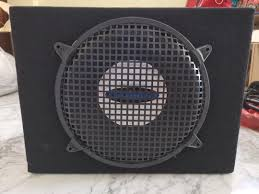 Bazooka subwoofer box, Car Accessories, Accessories on Carousell
