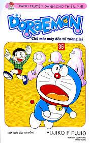 Sách Doraemon Truyện Ngắn - Tập 35 (Tái Bản 2018) - FAHASA.COM