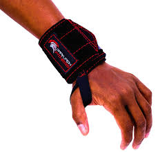 get ations leather wrist wraps for weightlifting crossfit building fitness and power strength gym training weight