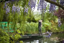 still there the gardens of revered impressionist painter claude monet who lived on his famous estate from 1883 until his in 1926 in giverny