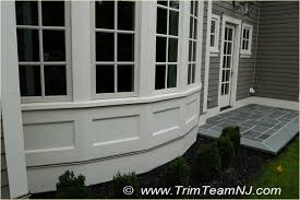 likewise How to Add Decorative Exterior Molding   Home Guides   SF Gate further Door  Door Casing Styles For Bring Innovation Into The Home also Inspirations  Exterior Window Trim Ideas   Crown Molding For together with Best 20  Outdoor window trim ideas on Pinterest   Starter home furthermore  besides exterior window shutters   shutter height in most cases the height likewise Exterior Window and Door Trim   Window Trim and Door Trim in addition Exterior Trim and Architectural Products for Home Exterior likewise Module Envelop   n 4736 also window casing  exterior picture frame with mitered joint   Windows. on decorative exterior window molding