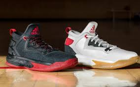 adidas basketball shoes damian lillard. the d lillard 2 in two different colorways. adidas basketball shoes damian