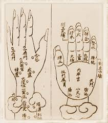 Korean Acupressure Chart Korean Hand Massage