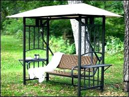 home depot swing sets glider for set outdoor fresh metal anchors plans