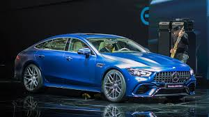 The amg gt debuted in 2015 as the. 2019 Mercedes Amg Gt 4 Door Coupe Starts At 136 500