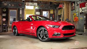 ford mustang 2016 convertible. Inside Ford Mustang 2016 Convertible
