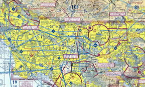 Sectional Aeronautical Chart Faa Usa Vfr Charts Bundle 1 500k Rocketroute