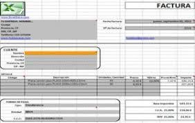 formato para facturas en excel formato factura en excel gratis rome fontanacountryinn com
