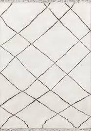 rugsville moroccan ivory wool 12073 rug 12073