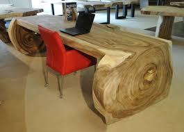 Tisch Holz Baumstamm Perfect Tisch Aus Baumstamm Mit Esstisch Holz