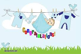 Baby Congrats Note 105 Baby Shower Wishes Baby Shower Messages For Cards