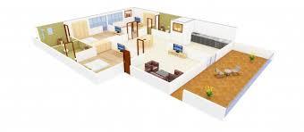 dream house plans. Plain Plans 2D 3D Floor Plans India On Dream House