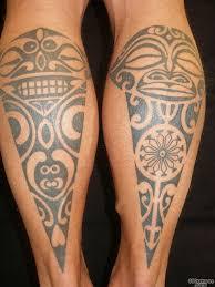 Hawaiian Tattoo Photo Num 13792
