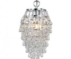 medium size of astonishing af lighting crystal teardrop chrome mini chandelier along with clear dropglass