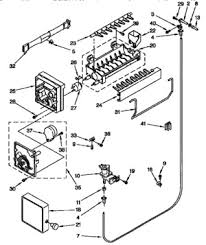 wpw10190929 whirlpool refrigerator ice maker mold & heater Automotive Wiring Diagrams at Search Ksre25fhbt00 Wiring Diagram