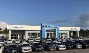 Chevrolet Dealers Near Me Open Sunday