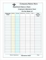 attendance spreadsheet excel attendance tracker excel employee student attendance tracker