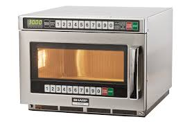 Heavy Duty Microwaves Sharp Commercial Microwave Ovens Regale